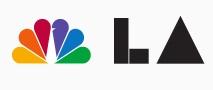 NBC LA logo