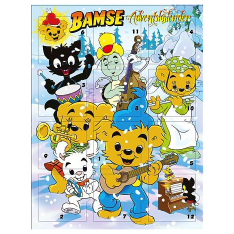 Bamse, Adventskalender