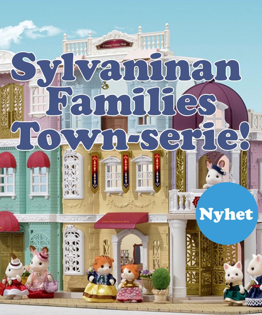 Sylvaninan Families!