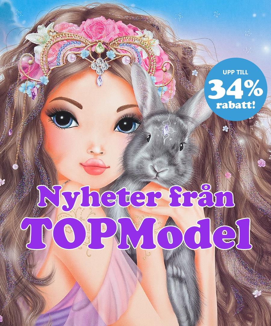 Nuheter från TOPModel med upp till 34% rabatt