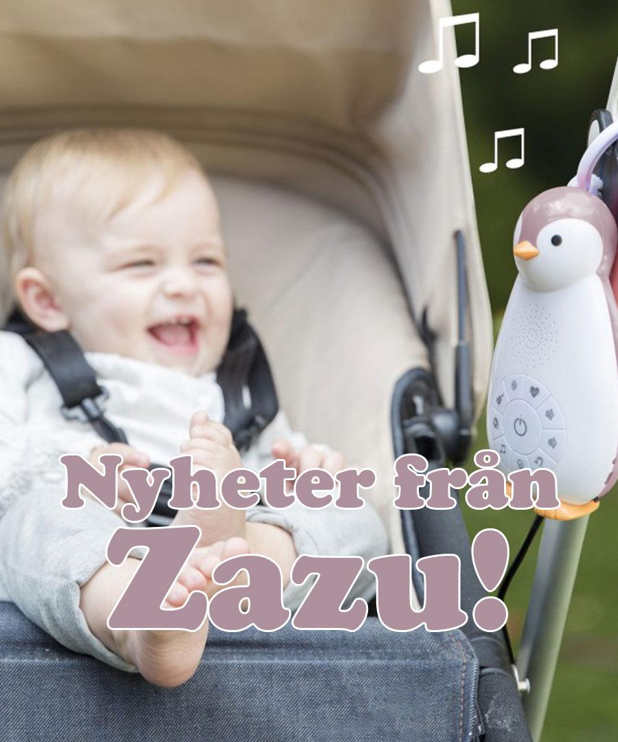 Nyheter från Zazu!