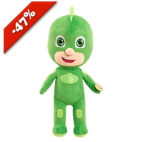 Pyjamashjältarna, Gosedjur med ljud & Ljus - Gecko 38cm 199kr