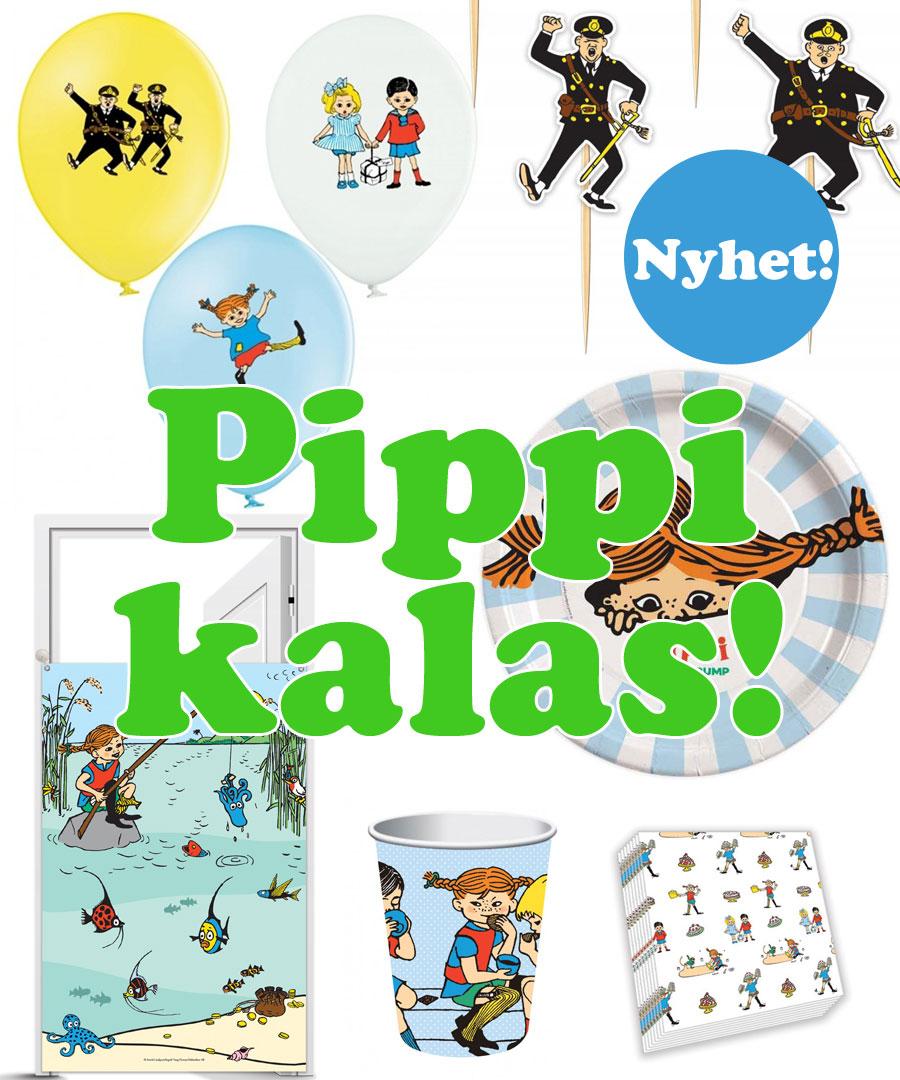 Pippi-kalas!