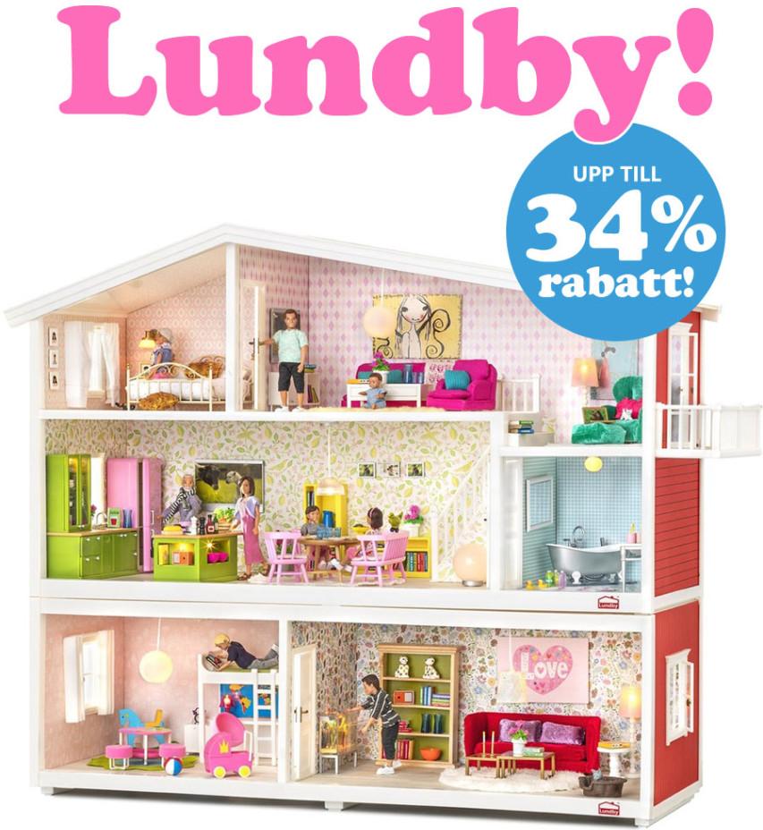 Lundby dockskåp!