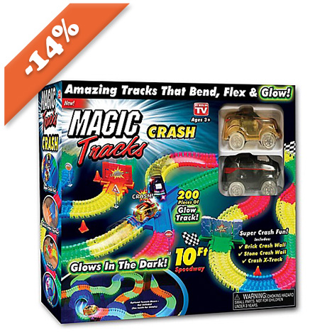 Magic Tracks, Crash Set 3 meter