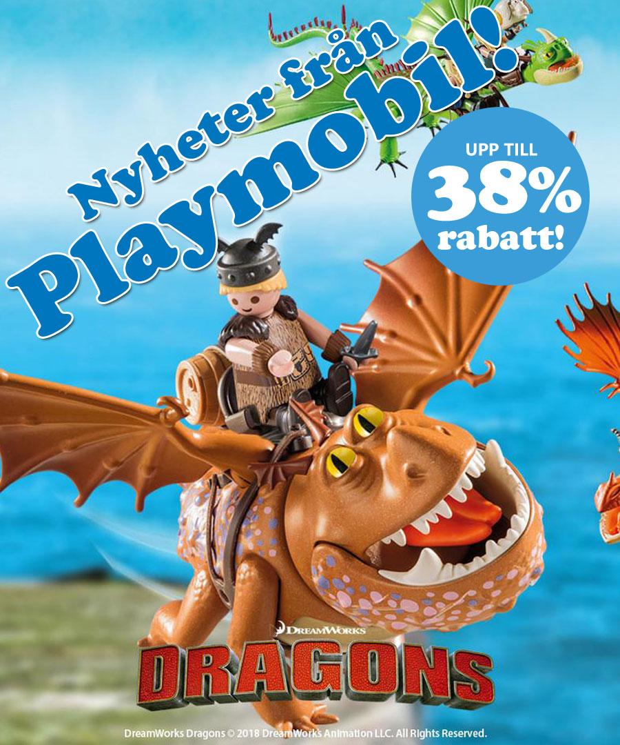 Nyheter från Playmobil