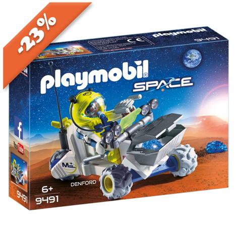 Playmobil Space, Trehjuling för mars