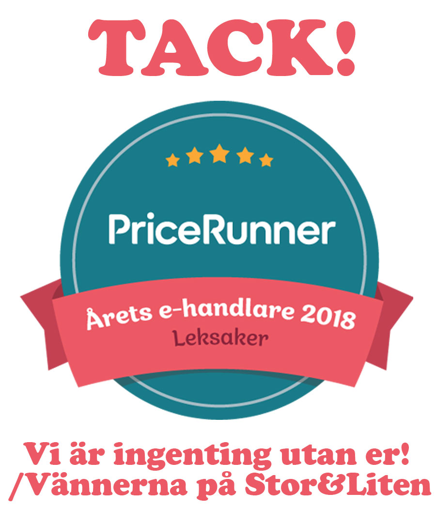 Ã…rets e-handlare 2018: Leksaker!