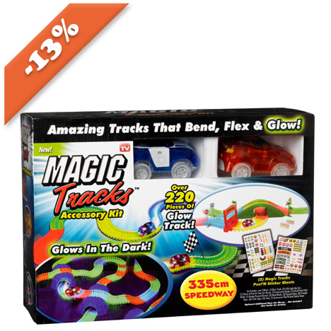 Magic tracks, Super Startset 3.55 m