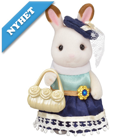 Chocolate Rabbit Girl