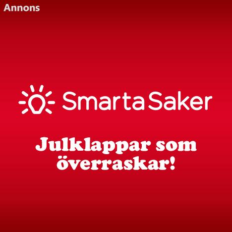 Smarta Saker - Julklappar som överraskar!