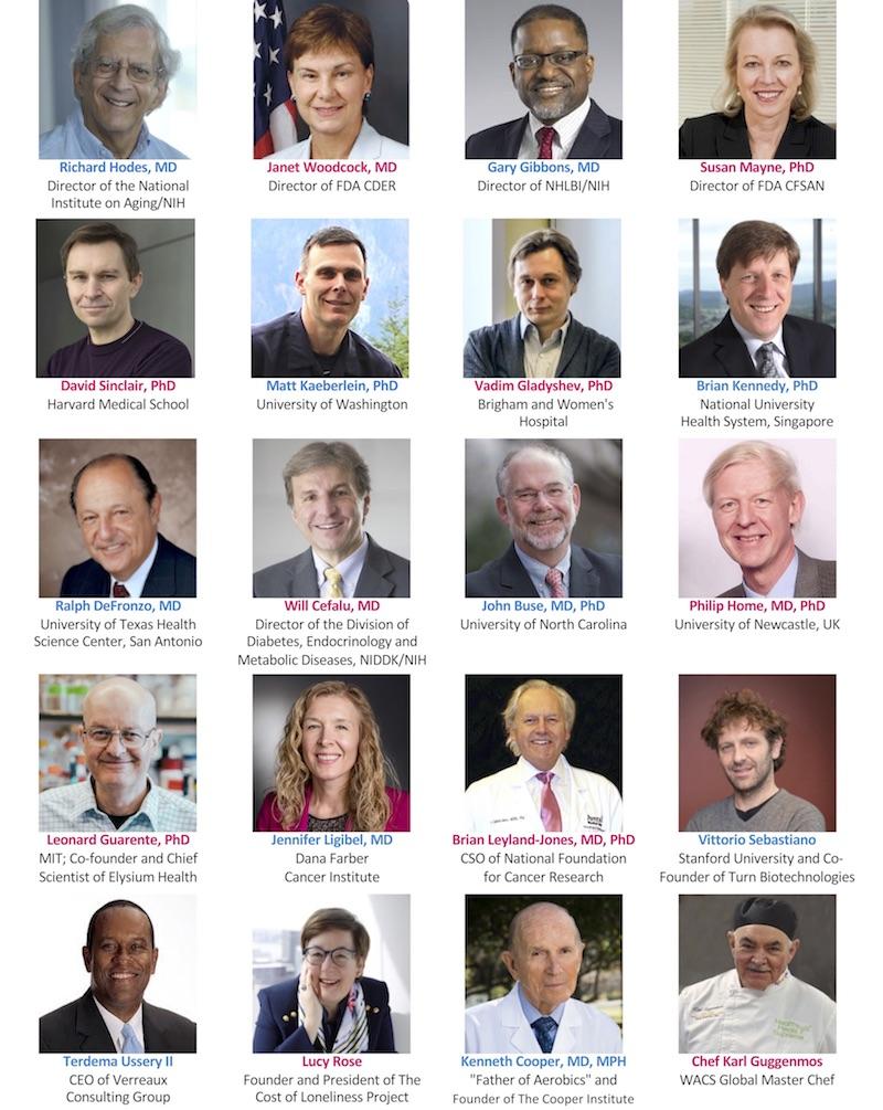 Targeting Metabesity 2019 Speakers