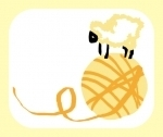 Sheep on Yarn