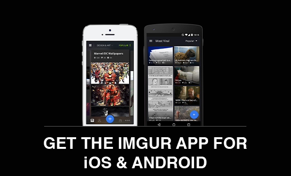 Get the Imgur App For iOS and Android