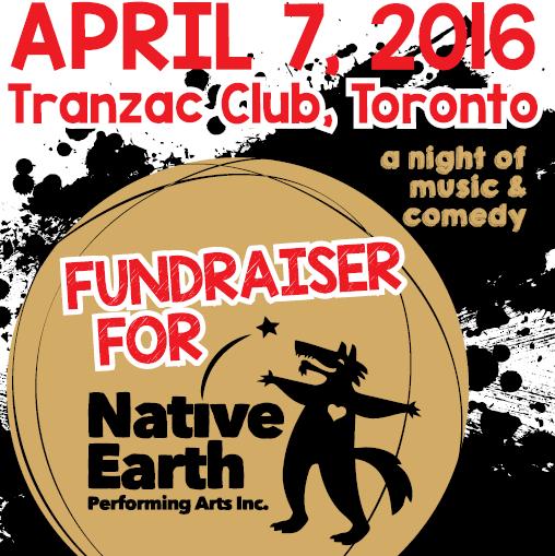 Fundraiser for Native Earth