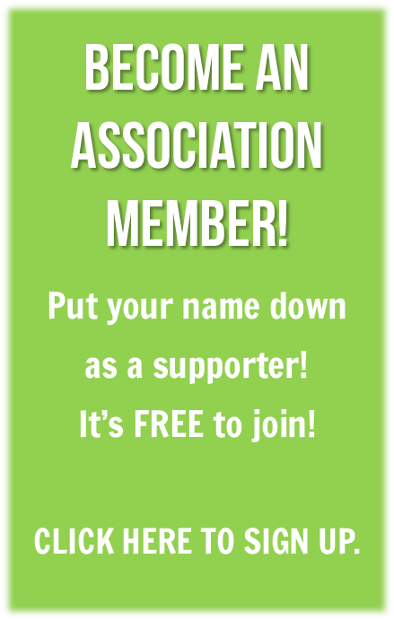 Become and Association Member!