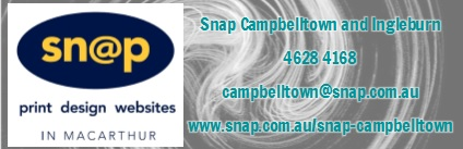 Sponsor: Snap Campbelltown and Ingleburn