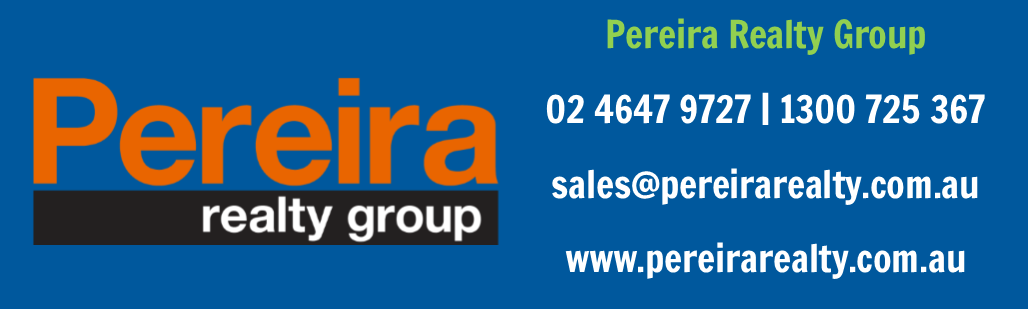 Golf Day Sponsor: Pereira Realty Group