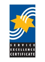 Youth Solutions is Accredited at Certificate Level of the Australian Service Excellence Standards