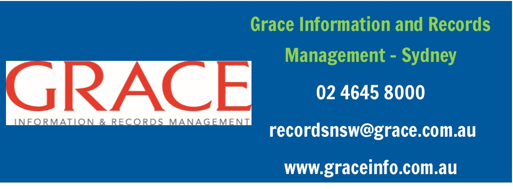 Golf Day Sponsor: Grace Information and Records Management