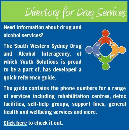 Drug and Alcohol Services Dirtecory