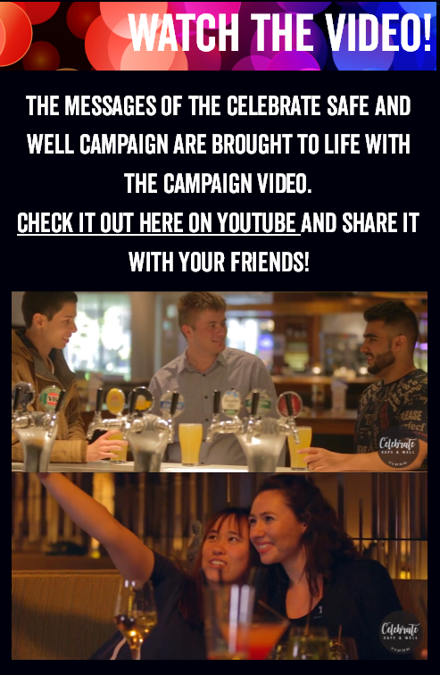 Watch the campaign video here!