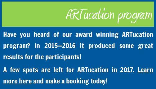 ARTucation program