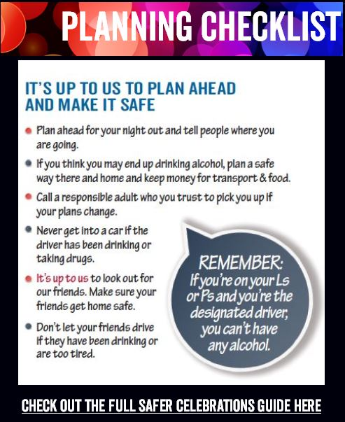 Celebrate Safe and Well Campaign: Planning Checklist