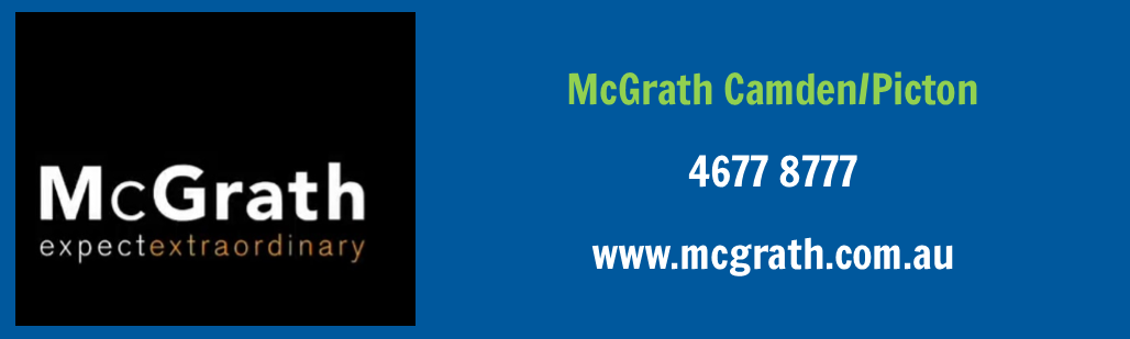 Golf Day Sponsor: McGrath Camden/Picton
