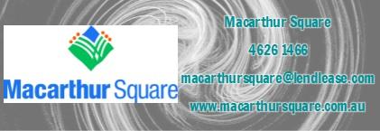 Sponsor: Macarthur Square