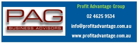 Golf Day Sponsor: Profit Advantage Group