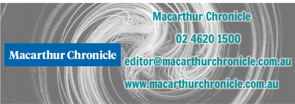 Sponsor: Macarthur Chronicle