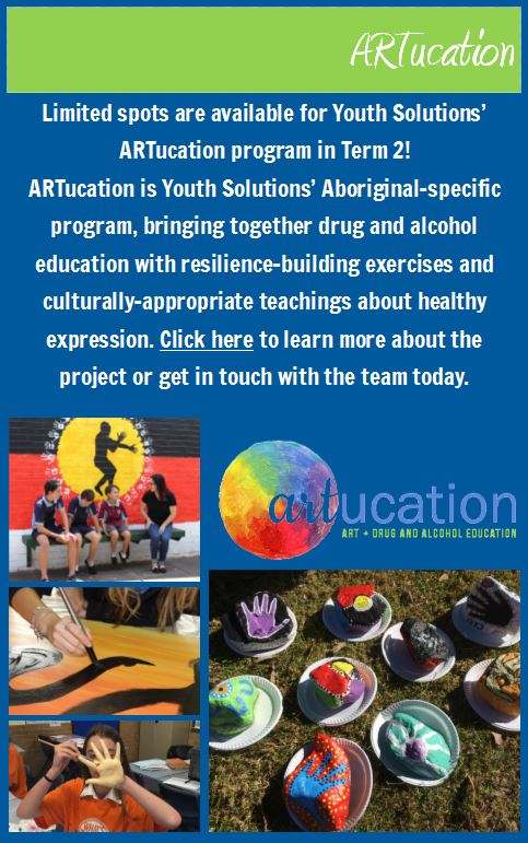 ARTucation - book quick for term 2