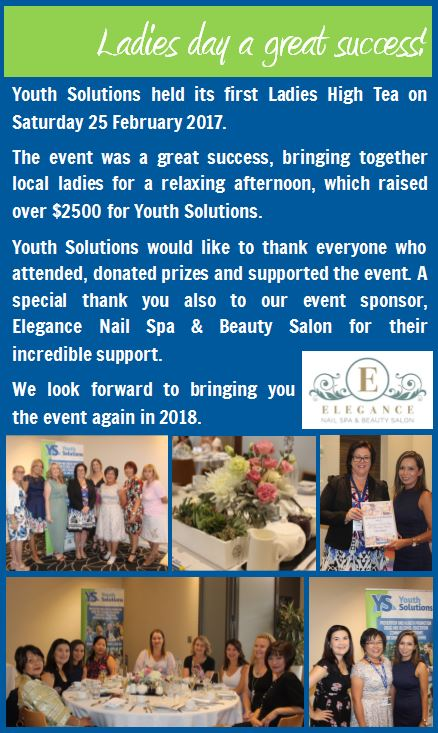 Ladies day a great success!