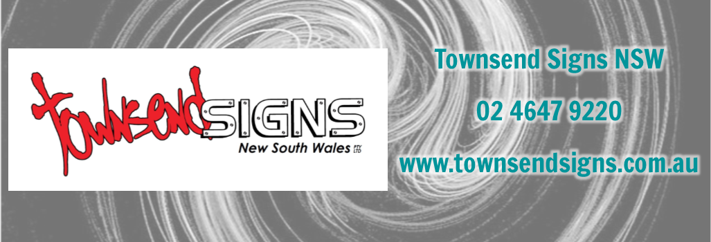 Sponsor: Townsend Signs NSW