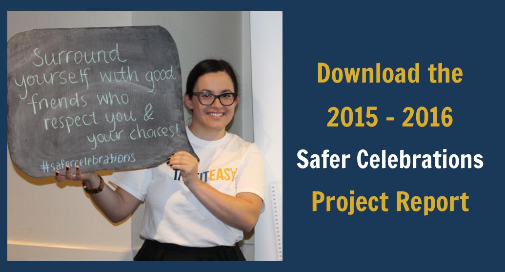 Safer Celebrations project report