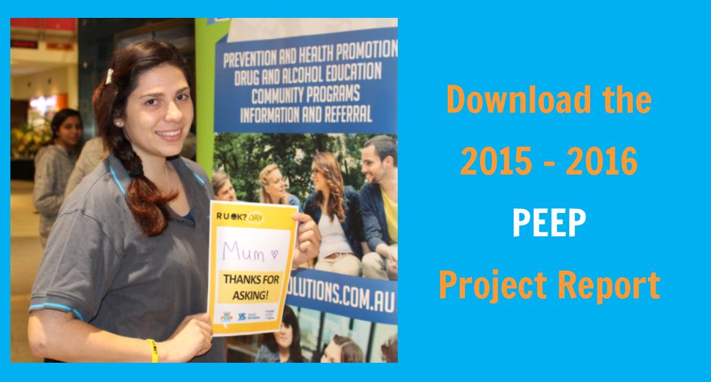 PEEP project report