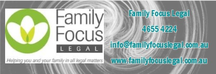 Sponsor: Family Focus Legal