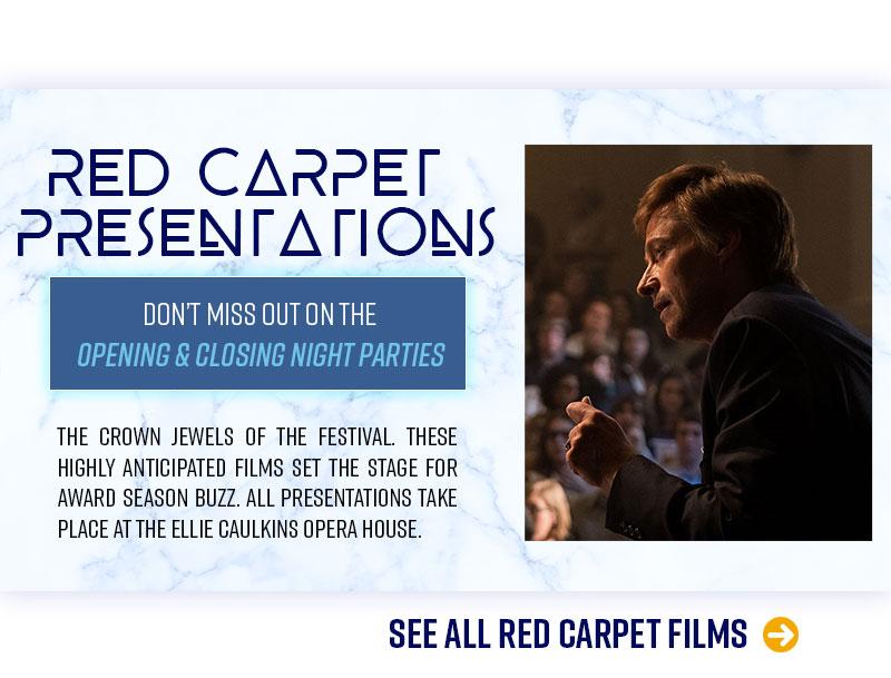 Red Capret Presentations