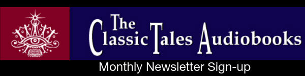 The Classic Tales Audiobooks Newsletter Sign-up