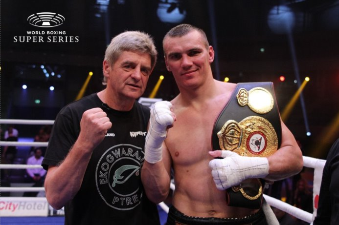 Polish Champions Glowacki and Masternak join Ali Trophy as reserves