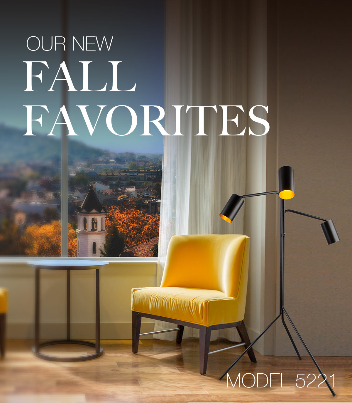 Our New Fall Favorites