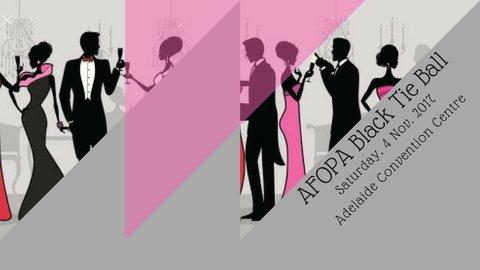 AFOPA Black Tie Ball