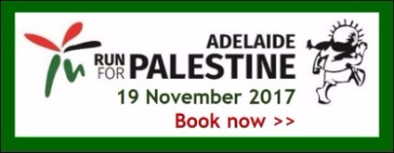 2017 Run For Palestine - Adelaide