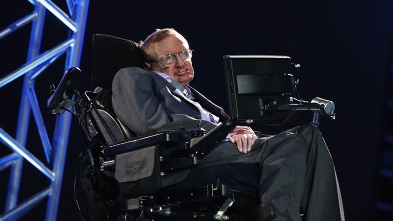 Stephen Hawking [File: Dan Kitwood/Getty Images]