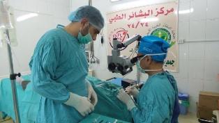 Dr Francis Nathan in Lebanon