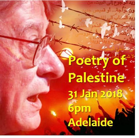 Poetry of Palestine