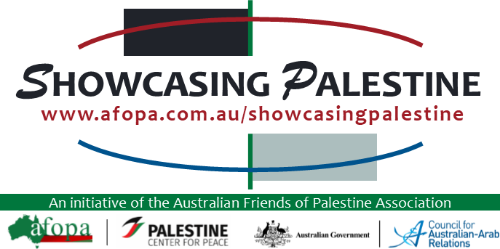#ShowcasingPalestine
