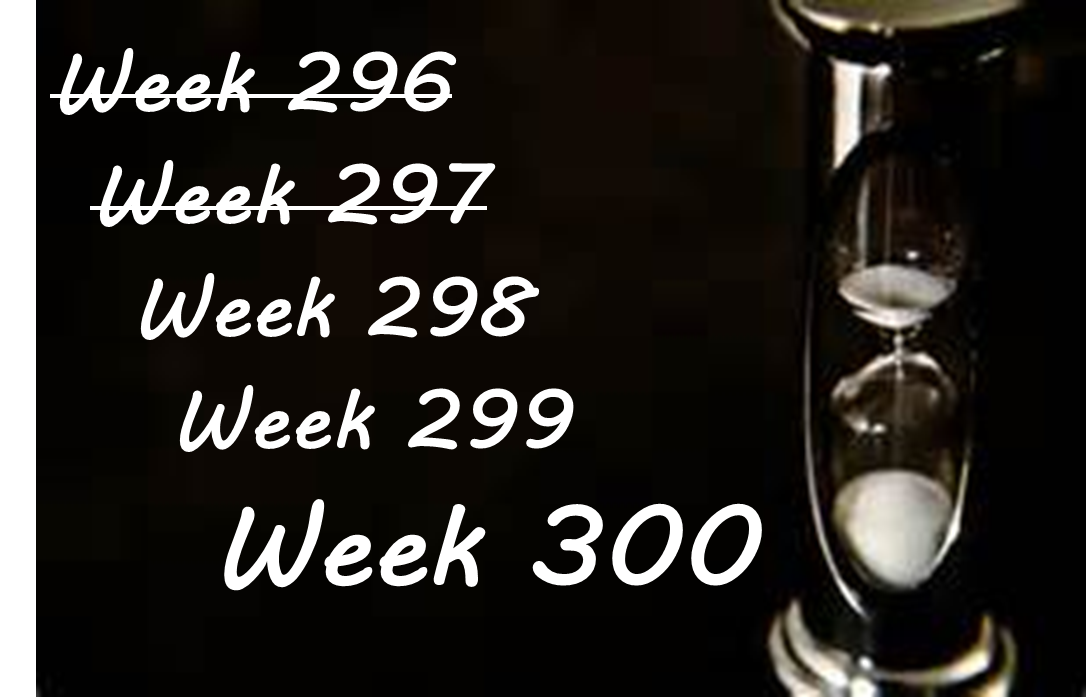 countdown to 300 weeks of BDS protest in Adelaide