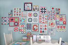Mini Mystery Quilts